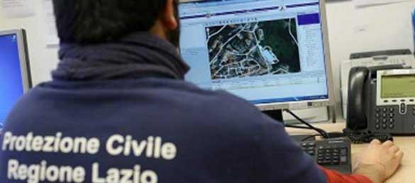 Sala Operativa Regione Lazio