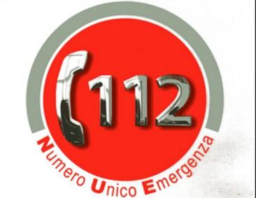 Numero Unico Emergenza: 112
