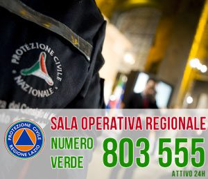numero-di-emergenza-protezione-civile-regione-lazio