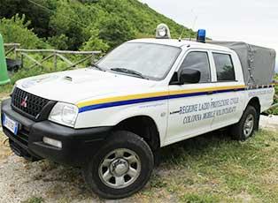 protezione-civile-monti-prenestini-pick-ip-mitsubishi-l200